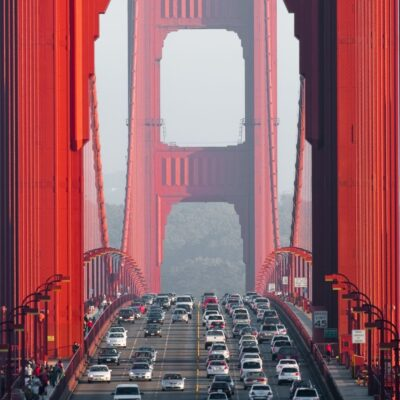 How to Handle Fear of Driving Over Bridges
